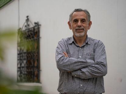 Pedro Francke, assessor econômico de Pedro Castillo, fotografado na quarta-feira em Lima.
