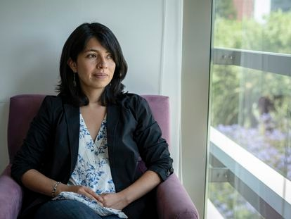 Camila Osorio, repórter de Cultura no EL PAÍS América.