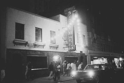 Stonewall, em 2 de julho de 1969, quatro dias após as revoltas.