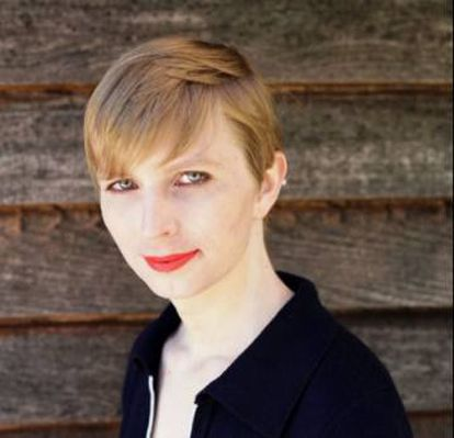 Chelsea Manning.