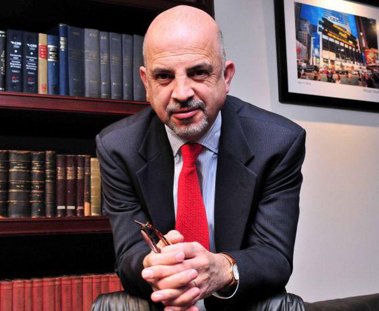 Carlos Roa, coordenador dos assessores da Pemex.