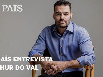 """Arthur do Val: """"O centro de São Paulo não é lugar para dar comida ao morador de rua"""""""