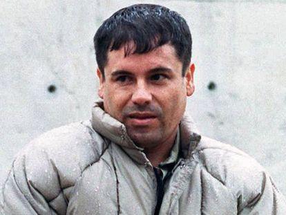 Joaquín 'El Chapo' Guzmán em 1993.