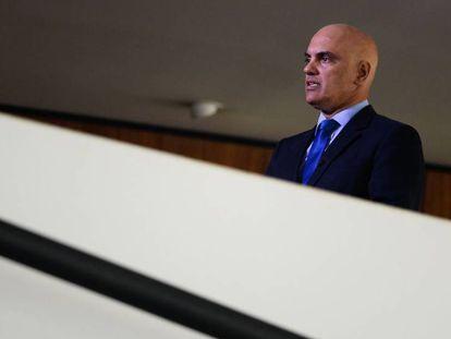O ministro da Justiça Alexandre de Moraes.