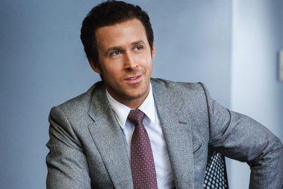 A atração do homem elegante: Ryan Gosling em 'A grande aposta'.