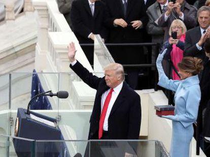 Magnata republicano se torna o 45º presidente dos EUA. Acompanhe ao vivo e em tempo real a cobertura completa da cerimônia da transição de poder na Casa Branca