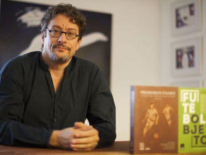 Flavio de Campos, sociólogo estudioso do futebol