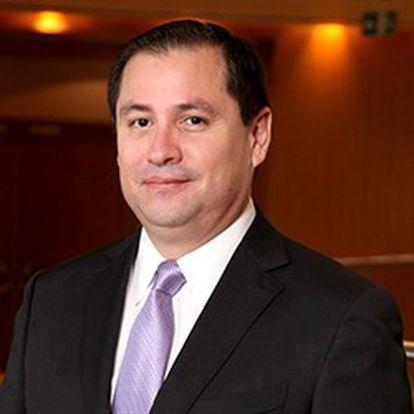 Luis Rivas Anduray, presidente executivo do Banco de la Producción (Banpro). / BANPRO