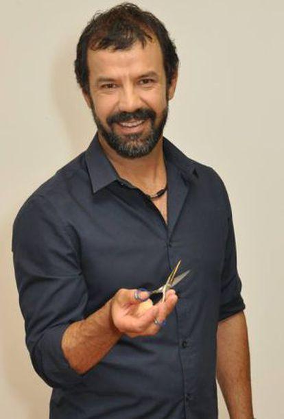 Denis da Silva, dono do império Deva Curl, em NY