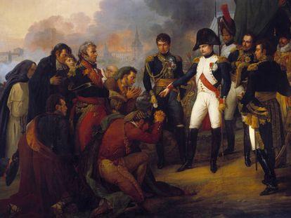 Napoleão, ícone da arte