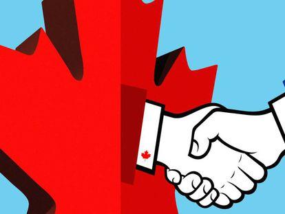 O 'novo' Canadá das questões sociais e dos acordos de livre comércio