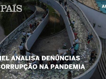 EL PAÍS transmite painel sobre as denúncias recebidas pelo canal 'Corruptovírus'. Assista