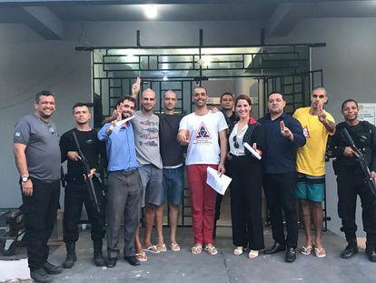 Brigadistas de Alter do Chão (PA) que haviam sido presos na terça (26) são soltos na quinta (28)