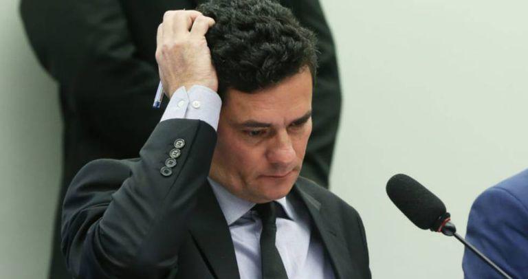 O juiz Sérgio Moro.