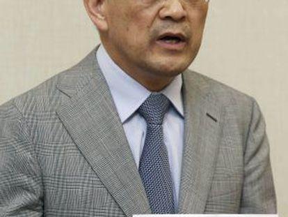 O vice-presidente da Samsung Kwon Oh-hyun.