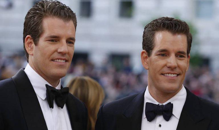 Os gêmeos Winklevoss