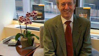 Martin Rama, economista-chefe do Banco Mundial para América Latina e Caribe.