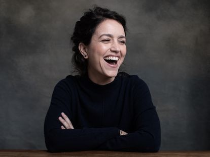 Manuela Dias, autora de 'Amor de Mãe'