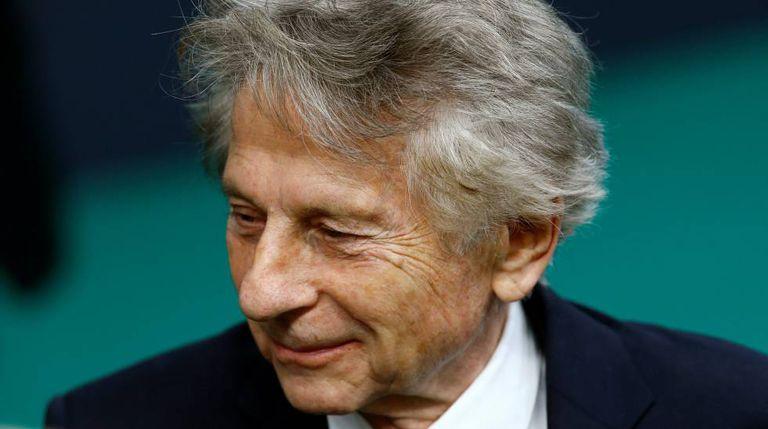Roman Polanski no festival de cinema de Zurique em 2 de outubro
