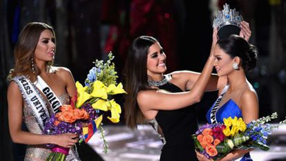 Vergonha universal no Miss Universo 2015