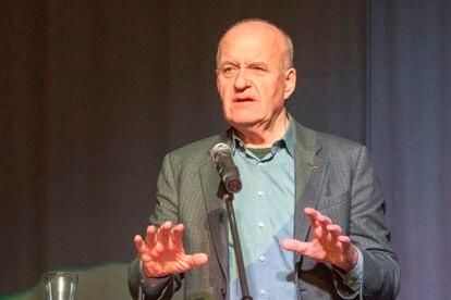 Götz Werner, dono das drogarias dm, em Unternehmer, Alemanha, em abril de 2013.