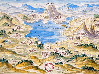 Onde ficam os mapas mais desejados pelos caçadores de tesouros