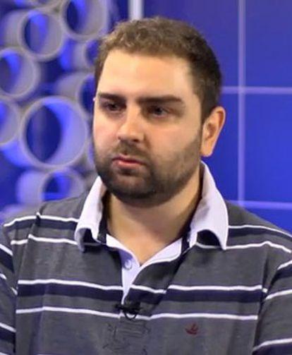 Luís Cláudio da Silva.