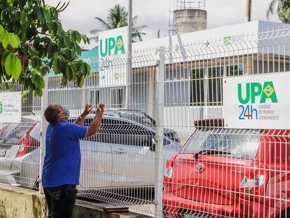 Unidades de Pronto Atendimento (UPA) em Fortaleza, adaptadas para enfrentar a pandemia do coronavírus.