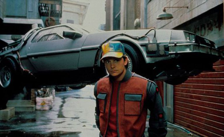 Fotograma do filme 'De Volta para o Futuro 2'.