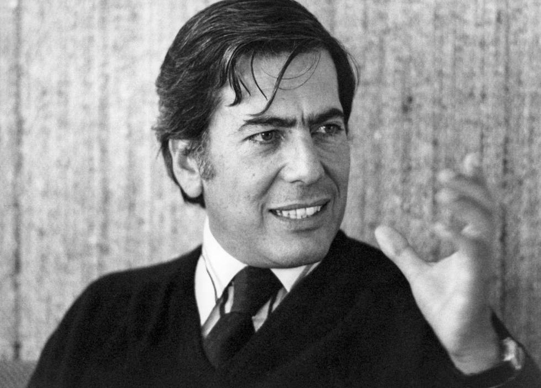 Mario Vargas Llosa, em janeiro de 1980.