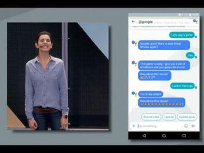 O sofisticado aplicativo de mensagens utiliza inteligência artificial