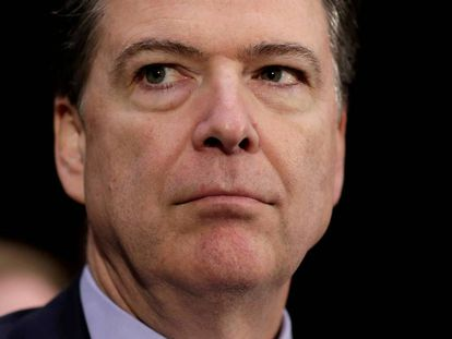 James Comey, ex-diretor do FBI