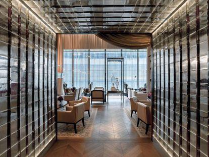 Dez hotéis da moda em Nova York