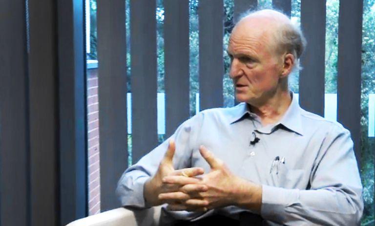 Nicholas White, epidemiologista e especialista em doenças tropicais das universidades Mahidol e Oxford.