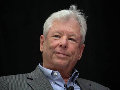 Richard Thaler, professor da Universidade de Chicago.