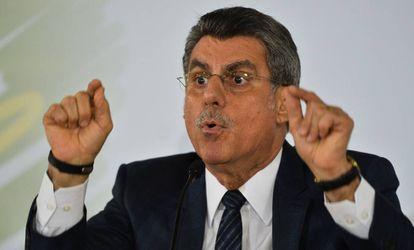 O senador Romero Jucá (PMDB-RR).