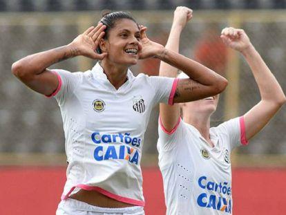 Artilheira da competição, Sole Jaimes marcou o gol da final.