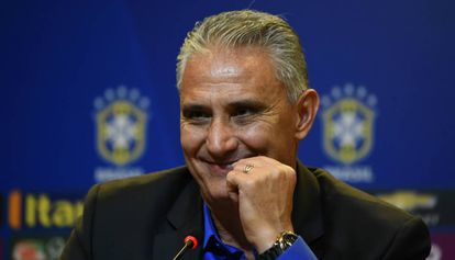 Tite convocou jogadores para os jogos contra Equador e Colômbia.