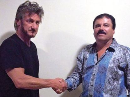 A entrevista de Sean Penn com 'El Chapo' é jornalismo?