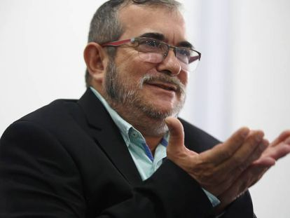 Rodrigo Londoño Echeverri, conhecido como 'Timochenko'.