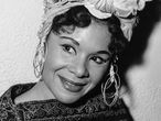 Katherine Dunham, American dancer, choreographer, songwriter, anthropologist, author, educator and activist.