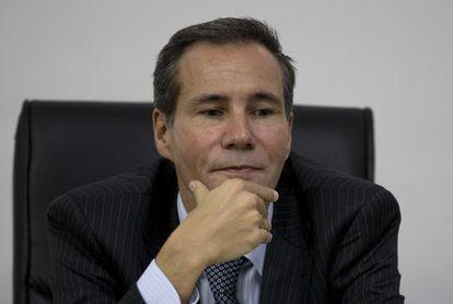 Alberto Nisman, o promotor argentino morto.