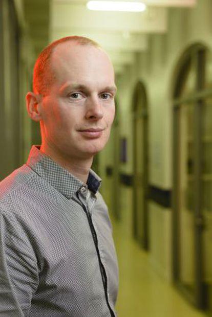Bas Lansdorp, responsável por 'Mars One'.