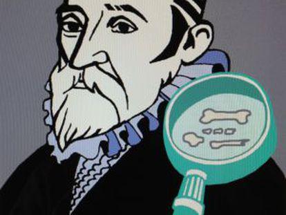 Cervantes ao ritmo de 'CSI'