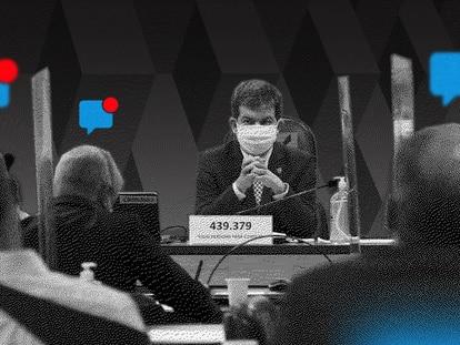Por dentro dos grupos que fornecem informações para a oposição na CPI da Pandemia