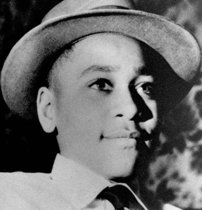 Emmett Louis Till, o menino de 14 anos assassinado em 1955.