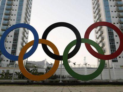Vila Olímpica no Rio de Janeiro.