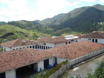 Lar São Vicente de Paula, em Ouro Preto, vive novo surto de covid-19.
