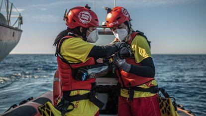 Quando o motor do bote parou: crônica de um resgate extremo