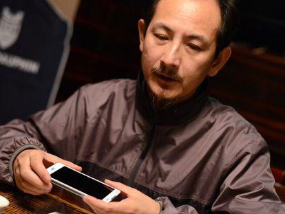 Xu Guoxiang, presidente da Digione.
